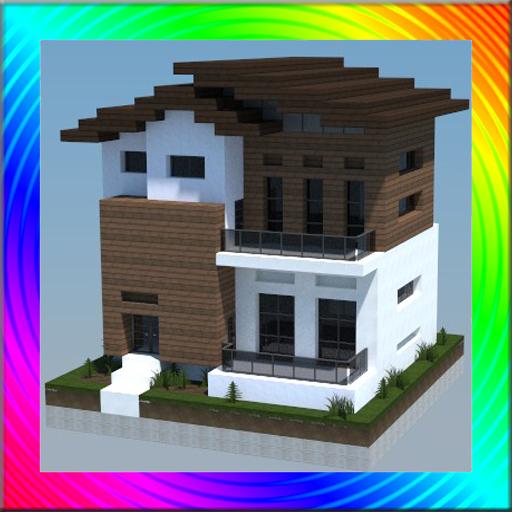 Design House Of Minecraft