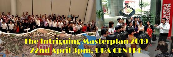 URA Masterplan Group Guided Tour