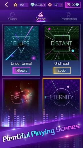 Smash Colors 3D - EDM Rush the Circles screenshots 4