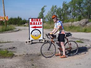 Photo: Not that kind of bike, Ferris