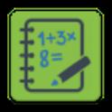 IDEAL Math Writer icon