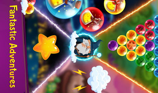 Bubble Shooter: Bubble Wizard, match 3 bubble game apkmr screenshots 12