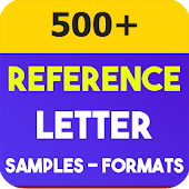 500+ Free Reference Letter Samples/Formats
