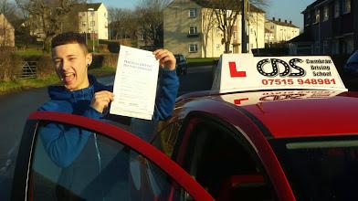 Photo: cwmbran driving school Callum 2
