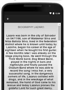 Lazaro Music Lyrics - náhled