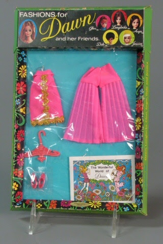 Doll clothes:Fashions for Dawn and Her Friends | Glamour Jams #8124