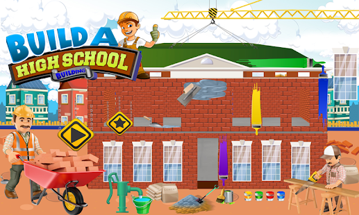Bau High School Gebaude Bausimulator Apps Bei Google Play