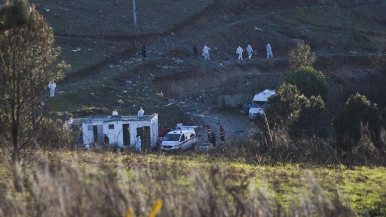 Cinco das oito vítimas mortais das explosões de Lamego já identificadas