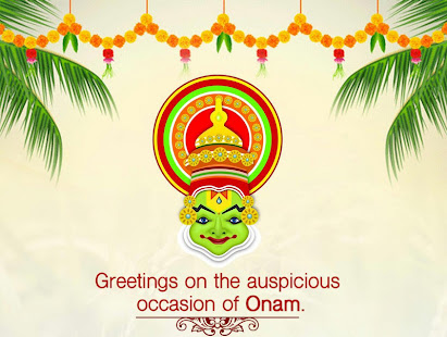Happy Onam Greetings Apps On Google Play