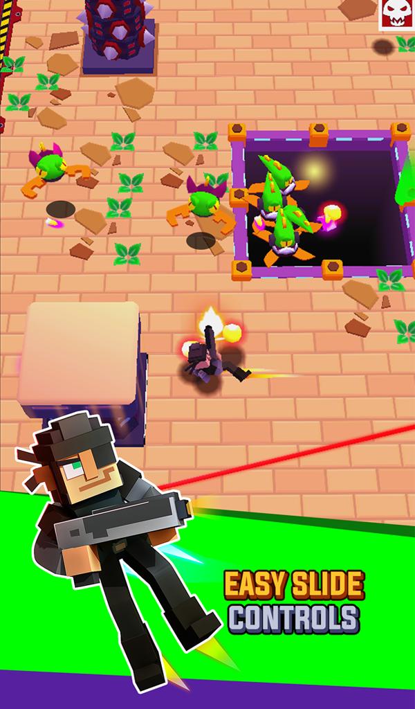 Frantic Shooter screenshot #3