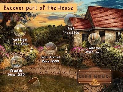 Dream House Hidden Object Game screenshot 1