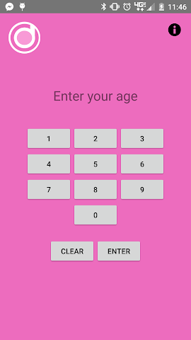Legal dating age calculator