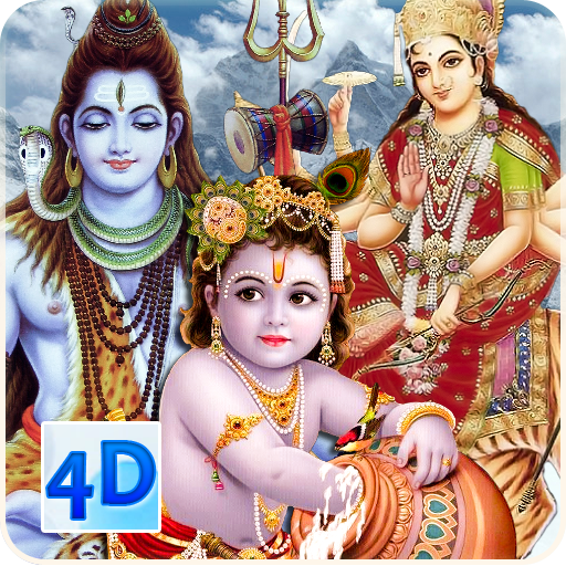 4d All Bhagwan App Live Wallpaper Apps On Google Play