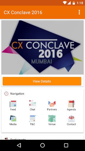 玩免費遊戲APP|下載CXConclave 2016 app不用錢|硬是要APP