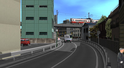 Photo: 瀬戸内氏レイアウト「或る地方鉄道」より