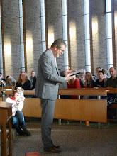 Photo: Huwelijksinzegening 13 december 2014 (c) Charl Wiltink