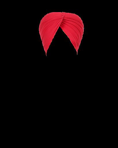 Punjabi Turban Morni Style