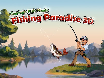 Fishing Paradise 3D Free+- screenshot thumbnail