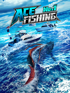 Ace Fishing: Wild Catch - náhled