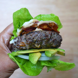 Paleo Perfect Burger