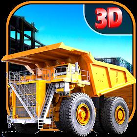 Construction Site Truck Sim