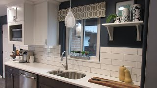 A Heated Kitchen Renovation