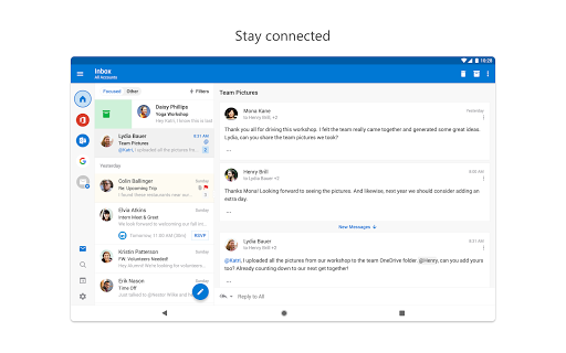 Microsoft Outlook: Organize Your Email & Calendar 4.1.86 screenshots 7