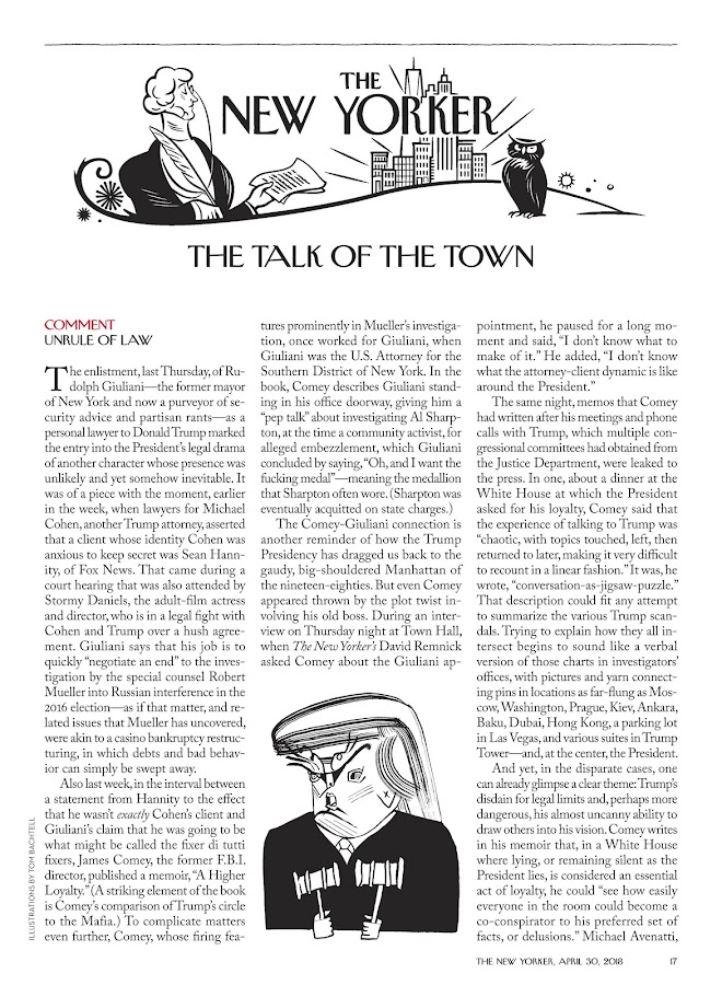 The New Yorker- screenshot