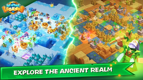 Divine Legends Apk Download For Android and Iphone 1