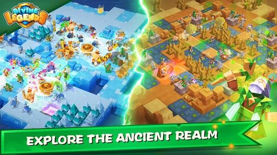 Divine Legends MOD Unlimited Gold 1