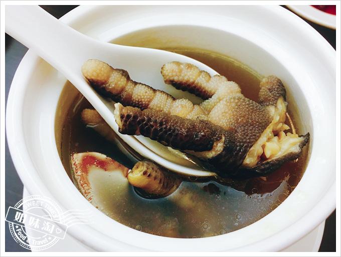 王記膠元湯排骨湯