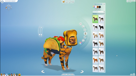 Alanca The Sims 4 Dogs and Cats For Tips - náhled