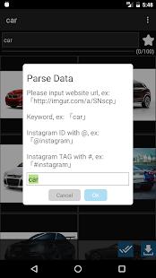 Image Searcher / Downloader - náhled