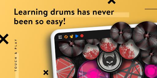 REAL DRUM: Electronic Drum Set screenshot 14