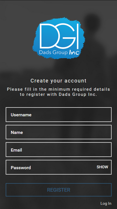 Dads Group Inc- screenshot