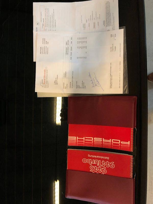 Porsche 944 - 1986 - 12 750 €