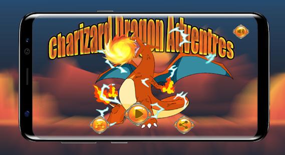 Charizard Dragon Adventures - náhled