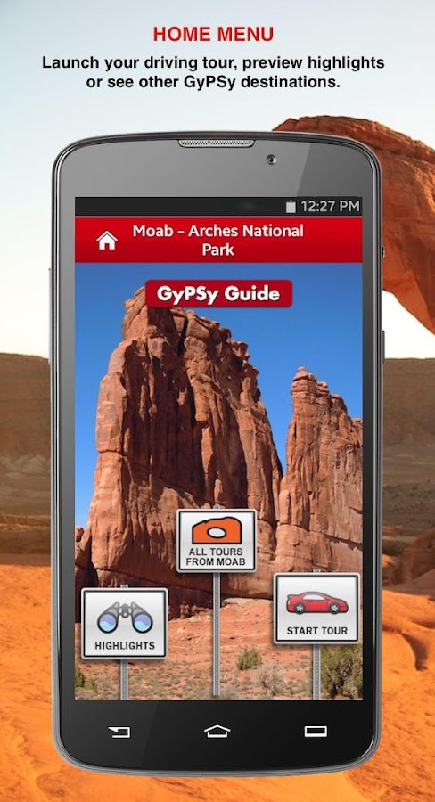 Arches Ntnl Park Moab GyPSy- screenshot