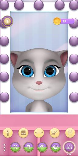 Talking Cat Lily 2 screenshots 6