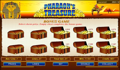 Pharaoh's Treasure screenshot 8