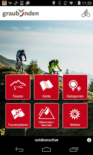 Graubünden Mountainbike