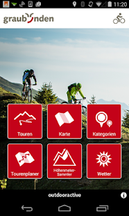 Graubünden mountain biking- screenshot thumbnail
