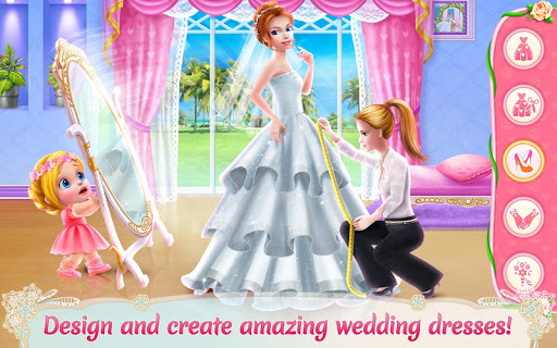 Wedding Planner ud83dudc8d - Girls Game 1.0.3 screenshots 6