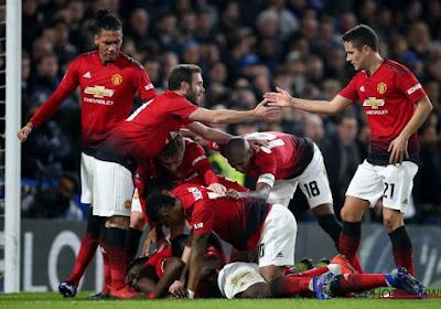 Manchester United avec un cadre en moins pour le choc face à Liverpool
