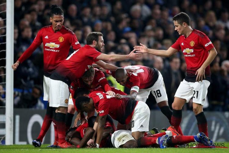 Herboren Pogba knikkert Chelsea uit de FA Cup