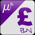 Transfer GBP/PLN icon