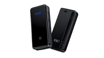 FiiO BTR3 - Bluetooth Headphone AMP
