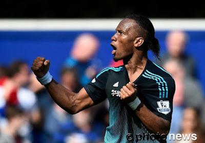 Didier Drogba est toujours très fort pour trouver le chemin des filets (vidéo)