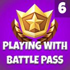 Battle Pass - Season 6 icon