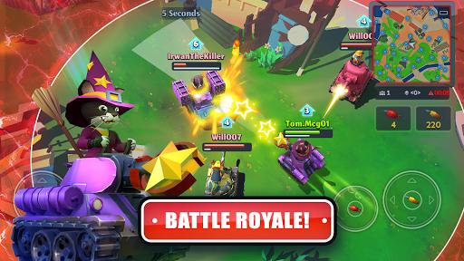 PvPets: Tank Battle Royale 0.4.1.5458 screenshots 1